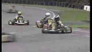 LEWIS HAMILTON - Karting (wins from the back!)